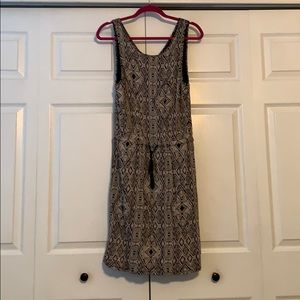 Lucky Brand Patterned Dress